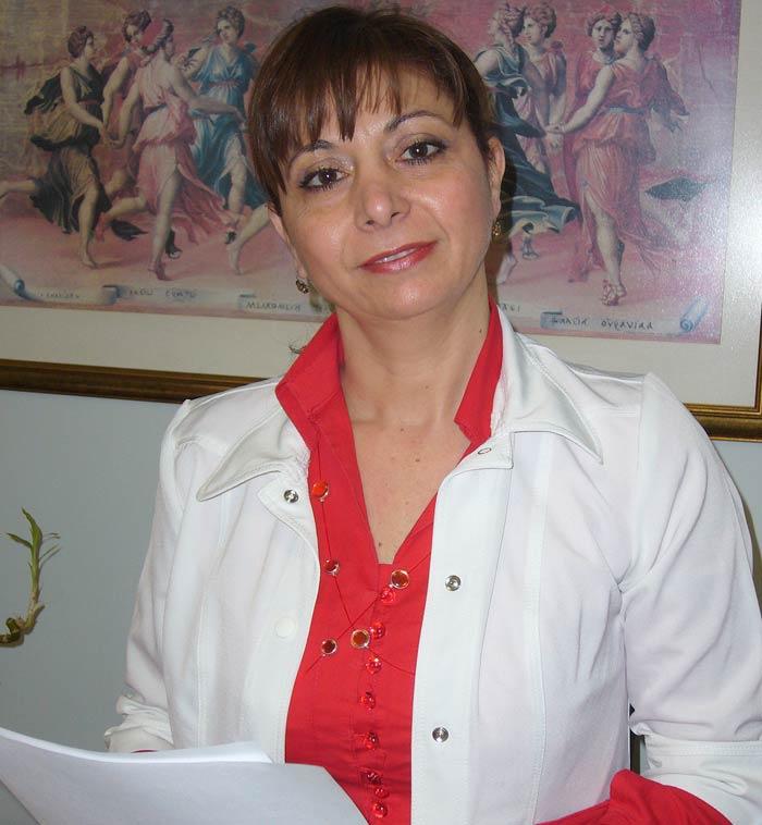 Μαρία Καραμπουρνιώτη